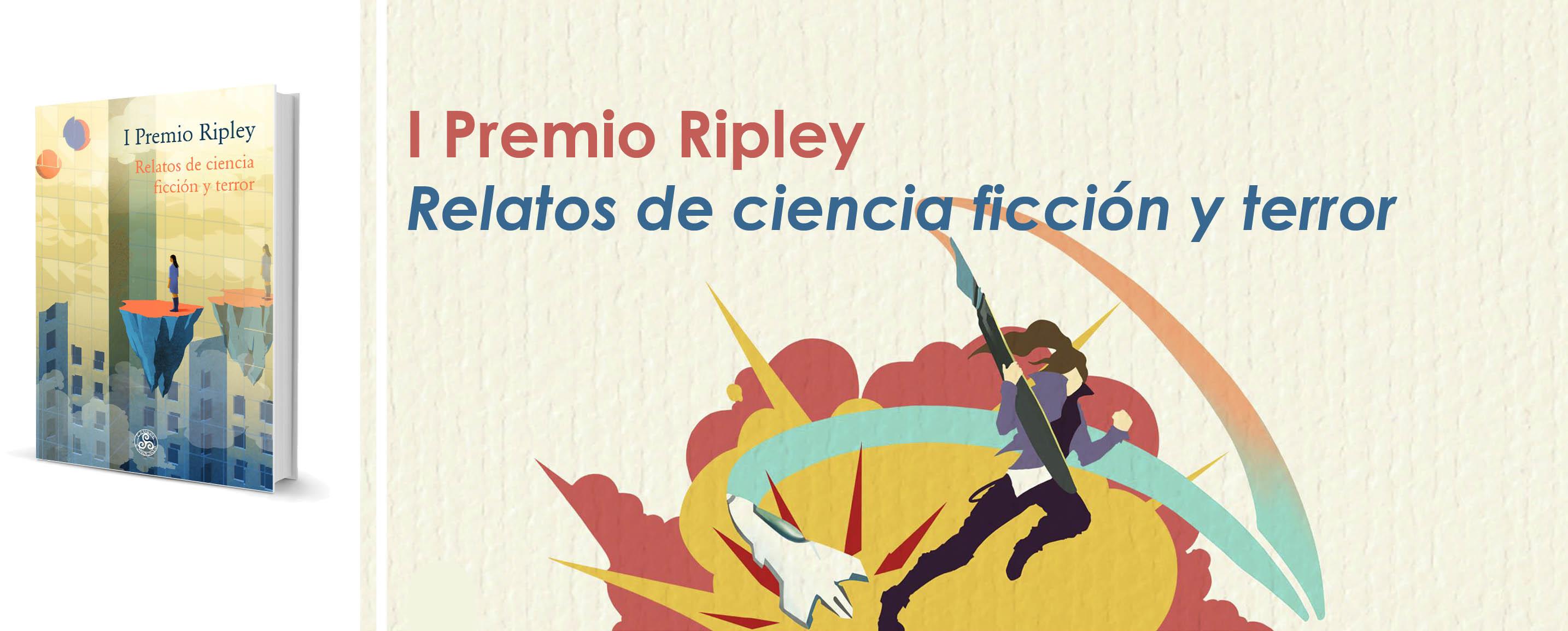 """Crítica al """"I Premio Ripley"""", de varias autoras"""