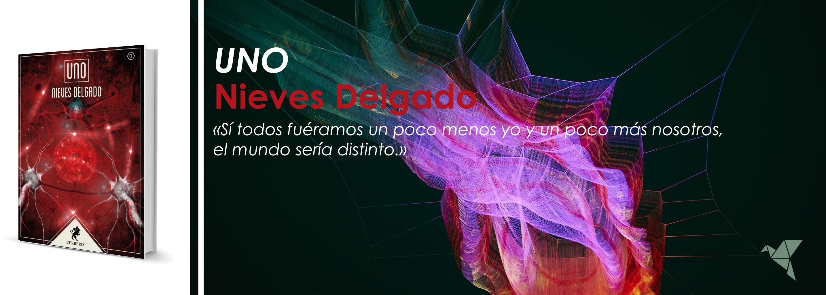 UNO, de Nieves Delgado