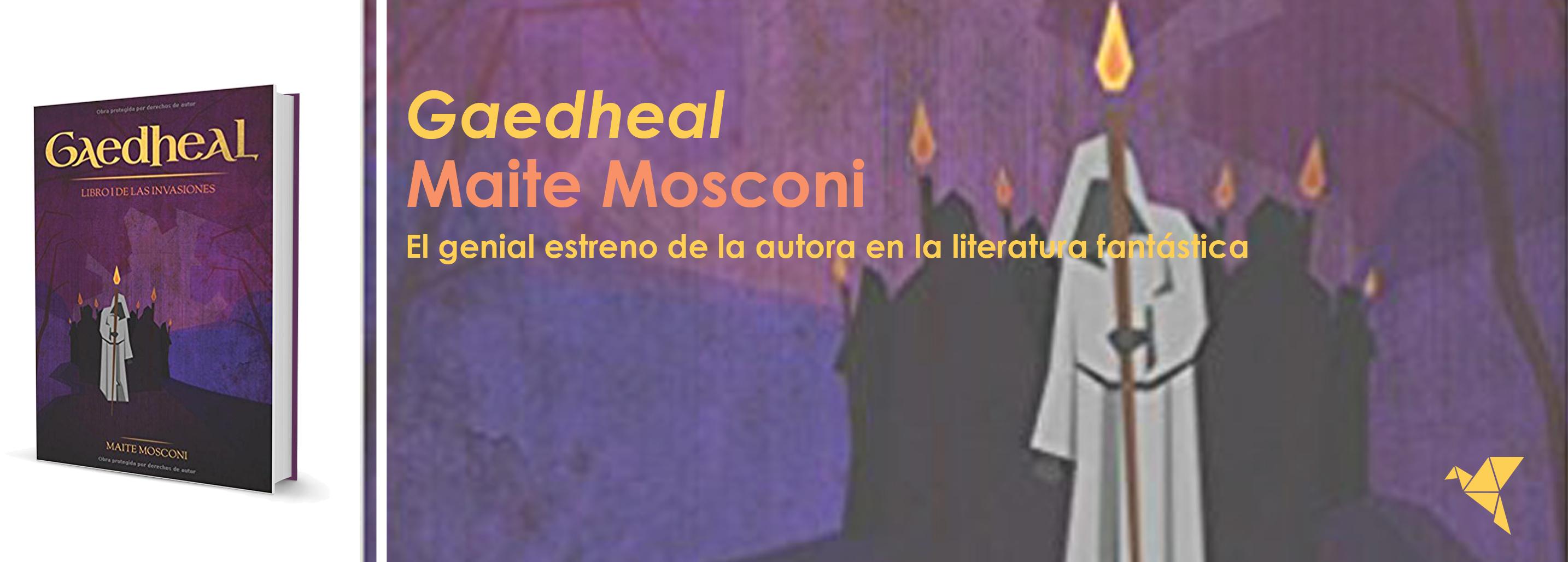 Gaedheal, de Maite Mosconi