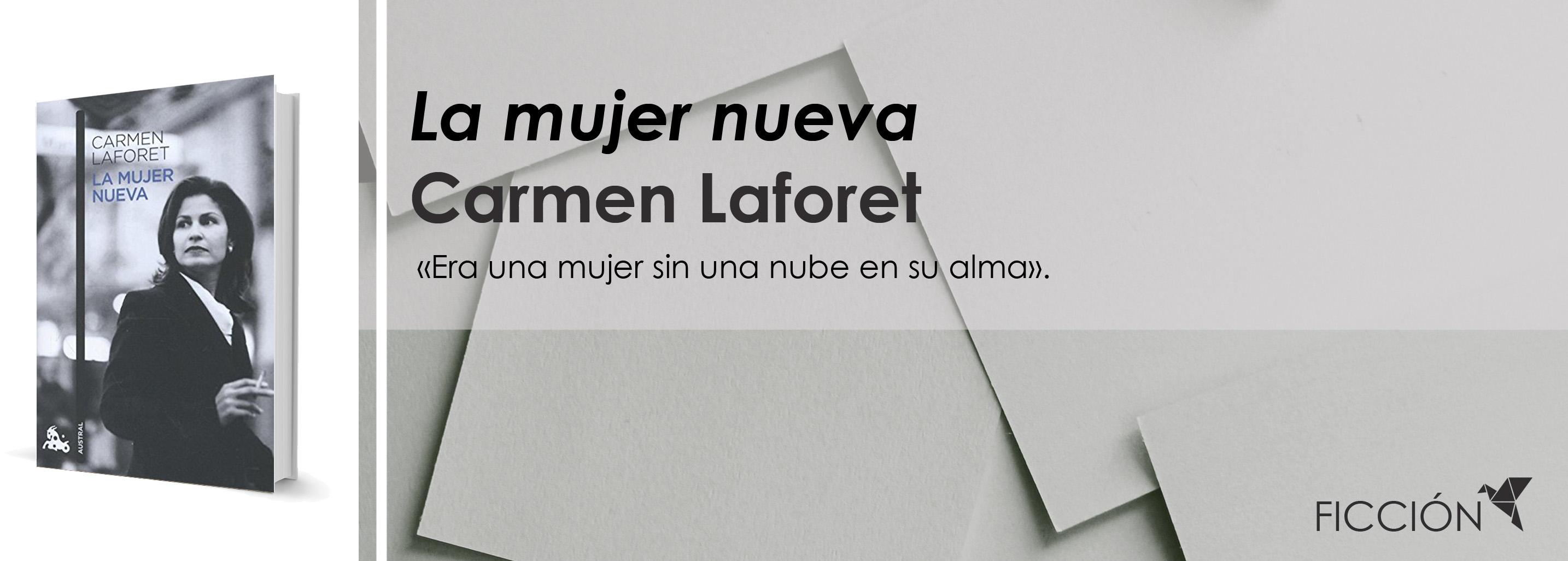 La mujer nueva, de Carmen Laforet